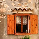 Krk window by Aleksandra Misic