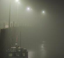A Hall's Harbour Nova Scotia Night by Darlene Ruhs