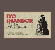 Ivo Shandor Architecture by Brian Edwards