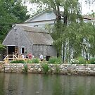 Dexter Grist Mill, Sandwich, Massachusetts by nealbarnett