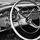 1955 Oldsmobile Holiday Dashboard by Syd Weedon