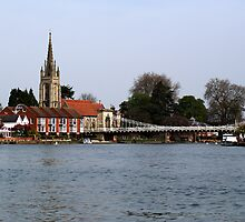 Marlow Buckinghamshire by Chris Day