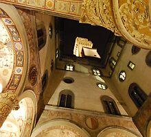 Florence night - Palazzo Vecchio by natureboy1959