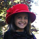 Red Hat Girl by Marjorie Wallace