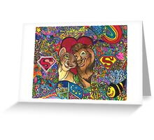 Young Heart Greeting Card