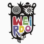 Big Weirdo - multi by Andi Bird