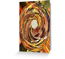 Dreamland-Flowers in the Forest Greeting Card