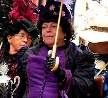 Purple victory Victorian style by patjila