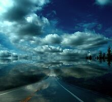 """""""Skyway"""" by Elfriede Fulda"""