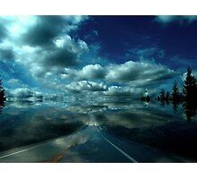 """Skyway"" Photographic Print"