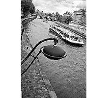 Paris' curves Photographic Print