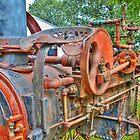 Old Steam Engine by ECH52