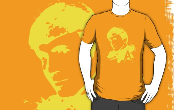 Chekov T-shirt by J. William Grantham