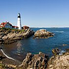 Portland Head Light by Mark Van Scyoc