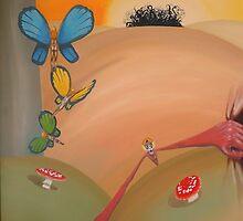 Spider Monkey at Dawn by Mick Kupresanin