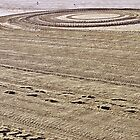 Sand Circles by Rod Johnson