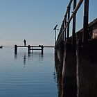Geelong Waterfront Pier by Brenton Ford