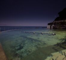 Bronte's Rockpool Sydney NSW by MiImages