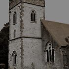 Headley  church, Hampshire, UK by relayer51