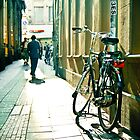 Bicycle in Amsterdam by OlurProd