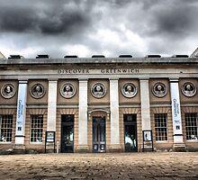 Old Royal Naval College, Greenwich by Craig Bradley