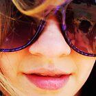 Sunglasses Portrait by ericafaye