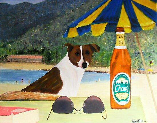 A Dog's Life by Estelle O'Brien