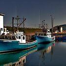 Pleasant Bay - Cape Breton by Kate Adams