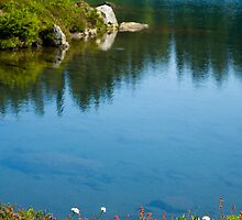 The Other Twin Lake by lizalady