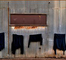 Corrugated Washing by sedge808