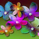 Beautiful flowers by Untamedart