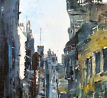 Top of the Royal Mile by LoveringArts