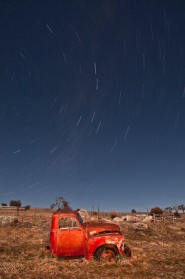 Cosmic Chevy by Matt  Streatfeild