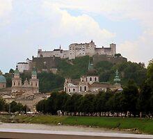 Hohensalzburg Castle, Salzburg by kelliejane