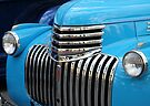 Chevy Grille by pmreed