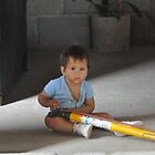 Innocence in rural Mexico by Dwight Berry