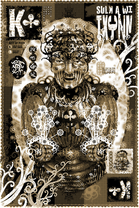 King of Clubs by Kristian Olson