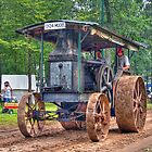 1924 Steam Tractor by ECH52