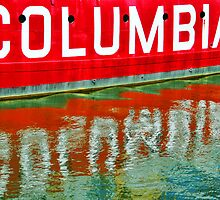 Columbia by Jennifer Hulbert-Hortman