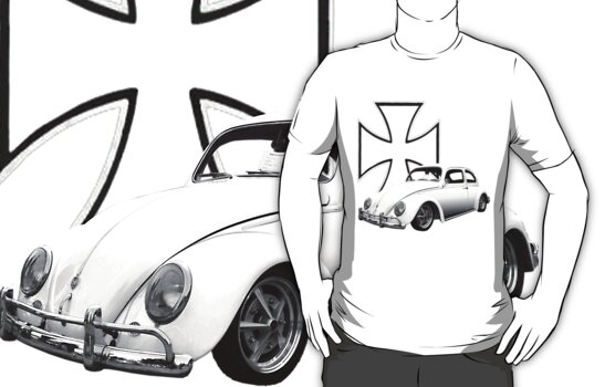 Iron Cross VW Bug by DiamondCactus