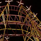 Old Orchard Beach Roller Coaster by photosbycoleen