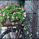 Flowers In A Basket by Gayle Dolinger