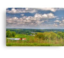 Wisconsin Landscape Metal Print