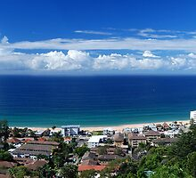 'Collaroy From On High' by Gavin J Hawley