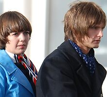 Mod Couple in the remake of Brighton Rock ! by Jonathan Goddard