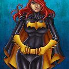 batgirl by lubasa
