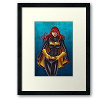 batgirl Framed Print