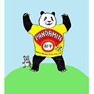 Pandamite by MiMiDesigns