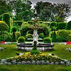 Brodsworth Gardens by Ryan Davison Crisp