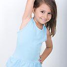 Very young model Darja by Aleksandar Topalovic